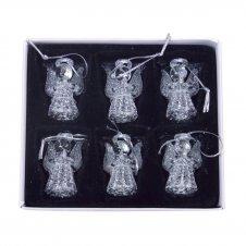 Imagem - Kit Anjo de Cristal com 6 Unidades cód: 16689659-8