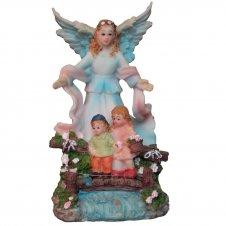 Imagem - Anjo da Guarda de Resina  - 17177451-1