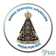 Imagem - Latinha de Nossa Senhora Aparecida - Mod. 2 cód: 11299846