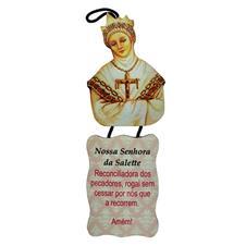 Imagem - Adorno de Porta Nossa Senhora Salete cód: 00007414-5