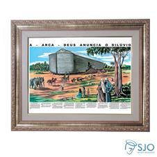 Imagem - Quadro - Arca de Noé - 52 cm x 42 cm cód: 15918807