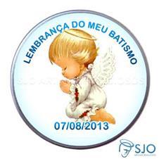 Imagem - Latinhas de Batismo - Mod. 01 cód: 18335273-1