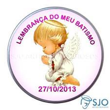 Imagem - Latinhas de Batismo - Mod. 01 cód: 18335273-4