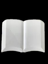 Imagem - Bíblia de Cerâmica Personalizado cód: 47550-2