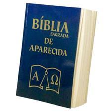 Imagem - Bíblia Sagrada de Aparecida - Simples cód: 11874896