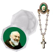 Botton com Embalagem Italiana - Padre Pio