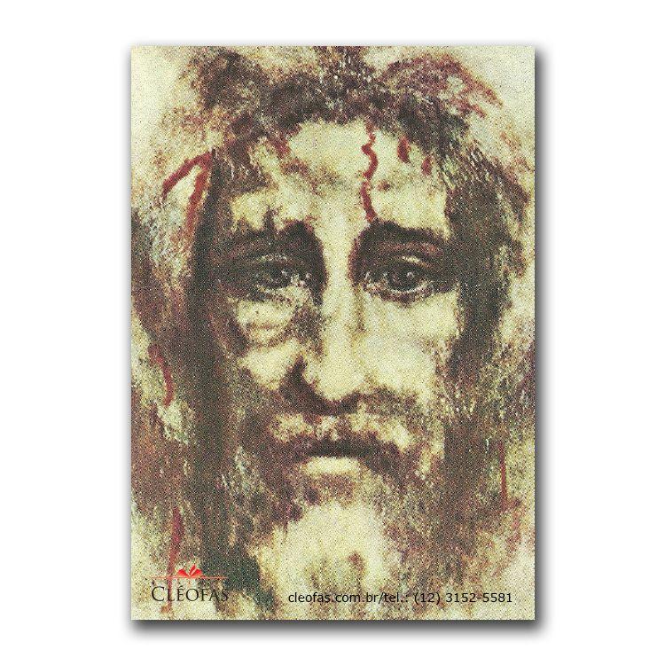 Imagem - Adesivo - A Face de Cristo cód: 12573025