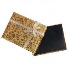 Imagem - Caixinha para Presente Dourado 9 x 6 cód: SS03
