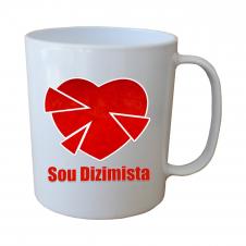 Imagem - Caneca Acrílica Branca dos Dizimistas cód: CAD