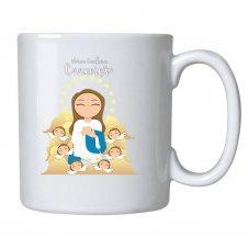 Imagem - Caneca de Cerâmica Nossa Senhora da Conceição Infantil cód: CCNSCI