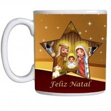 Imagem - Caneca de Natal com Oração cód: 19062332