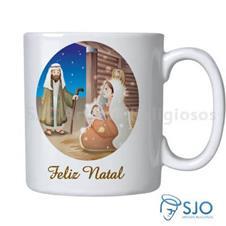 Imagem - Caneca de Natal com Oração - 03 cód: 13401339