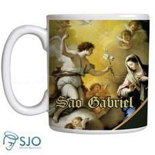 Imagem - Caneca São Gabriel com Oração cód: 11886273