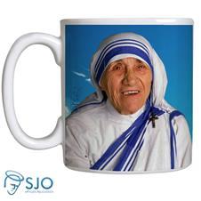 Imagem - Caneca Santa Teresa de Calcutá com Oração cód: 14587638