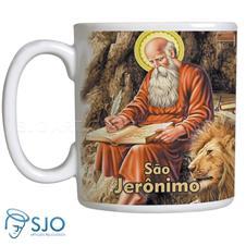 Imagem - Caneca São Jerônimo com Oração cód: 15020756