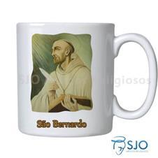 Imagem - Caneca São Bernardo com Oração cód: 18089239