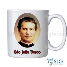Imagem - Caneca São João Bosco com Oração - 10217445