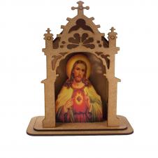Imagem - Capela Sagrado Coração de Jesus cód: 10992658