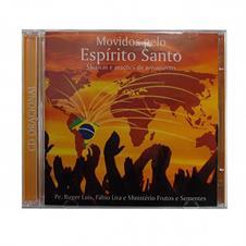 CD - Movidos Pelo Espírito Santo