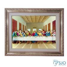 Imagem - Quadro - Santa Ceia - Modelo 1 - 52 cm x 42 cm - 16217316