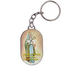 Imagem - Chaveiro Chapinha - Nossa Senhora da Boa Esperança cód: 12041436
