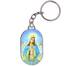 Imagem - Chaveiro Chapinha - Nossa Senhora da Guia cód: 11518710