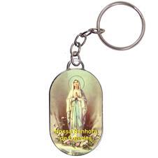 Chaveiro Chapinha - Nossa Senhora de Lourdes