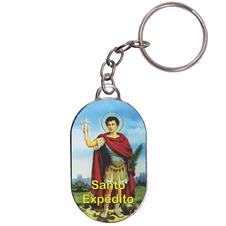 Chaveiro Chapinha - Santo Expedito