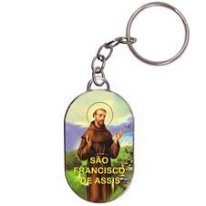 Imagem - Chaveiro Chapinha - São Francisco de Assis - 10353360