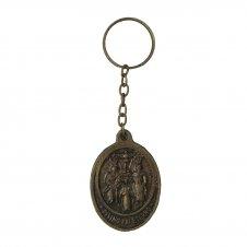 Imagem - Chaveiro Divino Pai Eterno de Bronze - Mod. 3 cód: 106260345