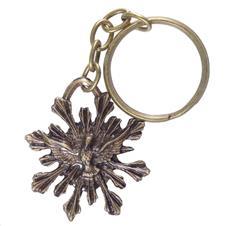 Imagem - Chaveiro Divino Espírito Santo de Bronze cód: 17711139