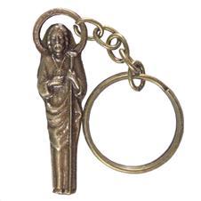 Chaveiro São Bento de Bronze