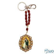 Chaveiro de Madeira Nossa Senhora da Imaculada Conceição