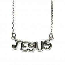 Imagem - Colar de Jesus Folheado - 16612163-8
