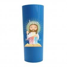 Imagem - Copo Long Drink Jesus Misericordioso Infantil - CLDJMIAC