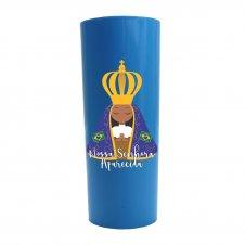 Imagem - Copo Long Drink Nossa Senhora Aparecida Infantil  cód: CLDNSAIAC