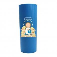 Imagem - Copo Long Drink Nossa Senhora da Imaculada Conceição Infantil - CLDNSICIAC