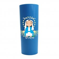 Imagem - Copo Long Drink Nossa Senhora das Graças Infantil cód: CLDNSGIAC