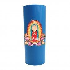 Imagem - Copo Long Drink Nossa Senhora de Guadalupe Infantil cód: CLDNSGI2AC
