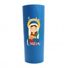 Imagem - Copo Long Drink Santa Luzia Infantil - CLDSLIAC