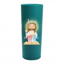 Imagem - Copo Long Drink Jesus Misericordioso Infantil - CLDJMIAT