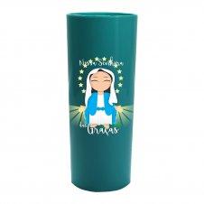 Imagem - Copo Long Drink Nossa Senhora das Graças Infantil cód: CLDNSGIAT