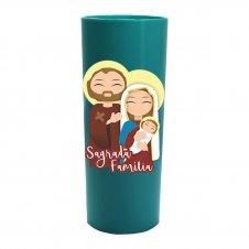 Imagem -  Copo Long Drink Sagrada Família Infantil cód: CLDSFIAT