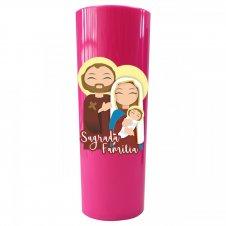 Imagem - Copo Long Drink Sagrada Família Infantil cód: CLDSFIR