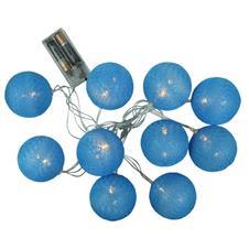 Imagem - Cordão Luminoso Bolas Azuis cód: 50.30.061