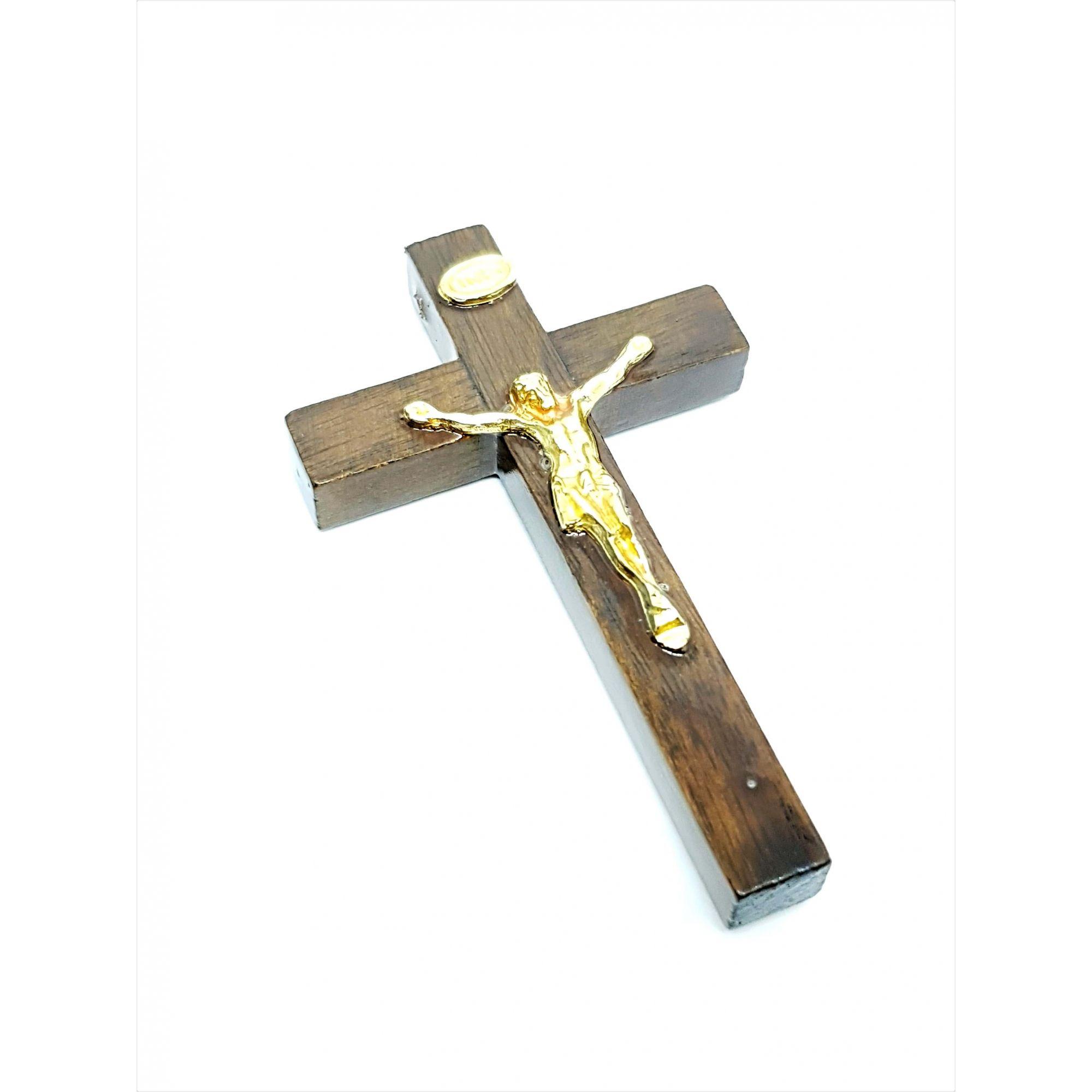 Imagem - Crucifixo de Porta 7,5 cm cód: 2500