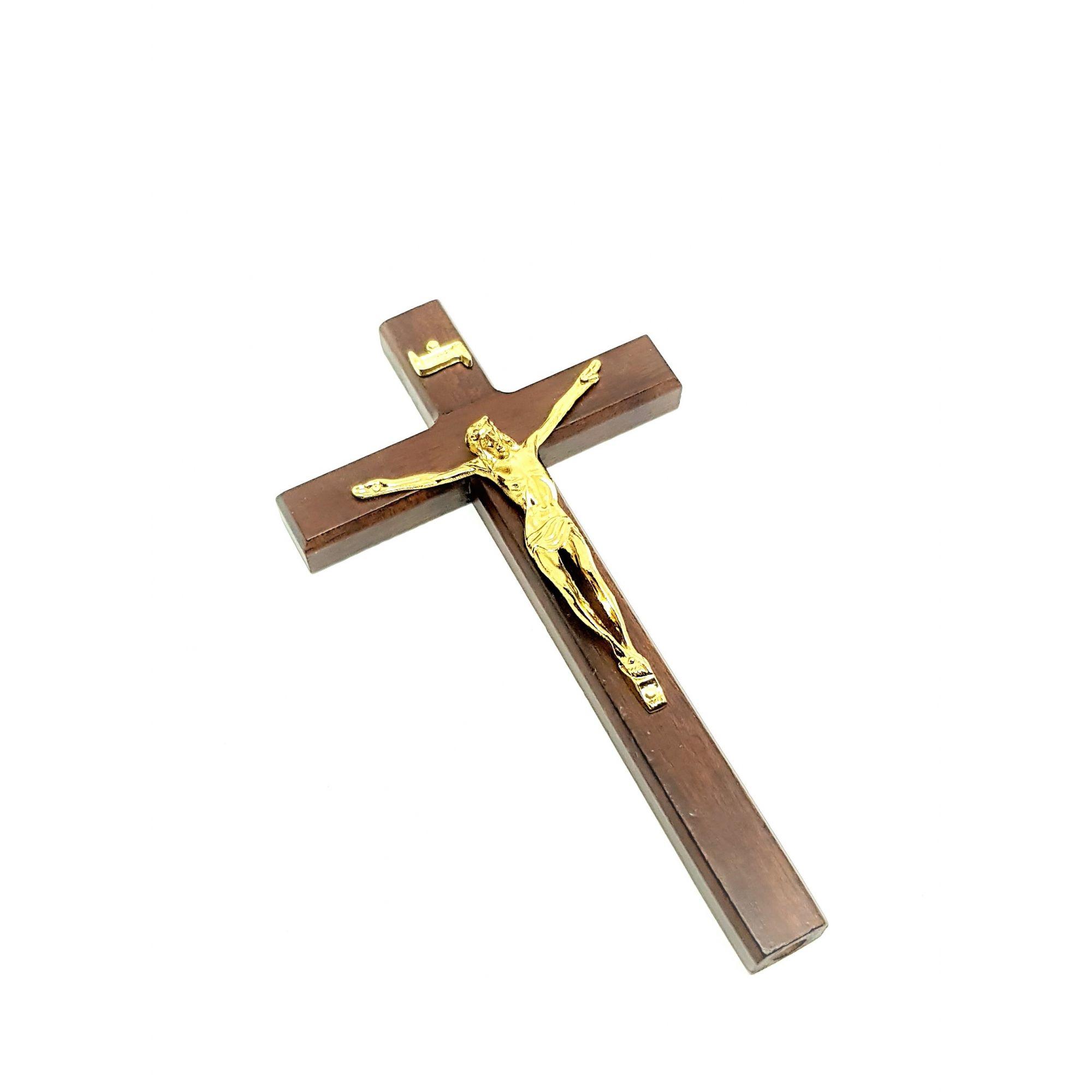 Imagem - Crucifixo de Parede 18 cm 2800