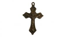Imagem - Cruz de Metal Jesus Mod.5 cód: 9.2233720368548E+185325917384