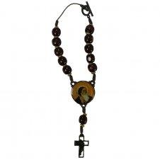 Imagem - Dezena de São Bento com Crucifixo Vazado cód: DZ093