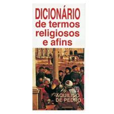 Dicionário de Termos Religiosos e Afins